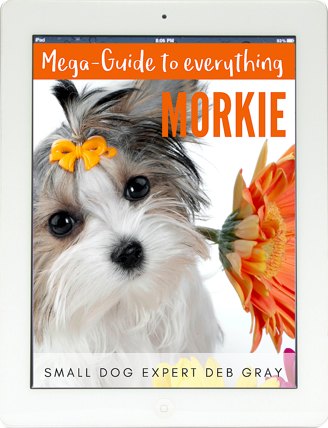 mega-guide-on-ipad Helpful Morkie Resources